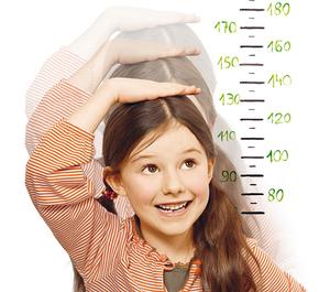 Kind mit Maß
