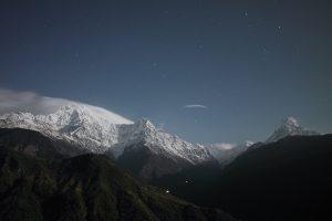 Berge Hintergrund