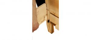 Hanni Detail Stecksystem